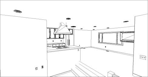 Stu & Denise Essman Kitchen-Living Room(Floor Plan)After3D2